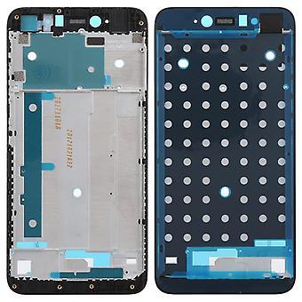 Gehäuse Rahmen Mittelrahmen Deckel kompatibel für Xiaomi Redmi Note 5A Schwarz