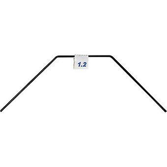 Spare part Team C T01064 Front stabiliser (1.2)