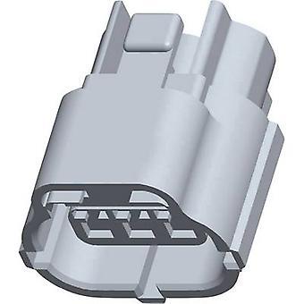 TE Connectivity Buchse Gehäuse - Kabel Econoseal J Serie Mark II (+) Gesamtzahl der Stifte 3 2822390-1-1 PC