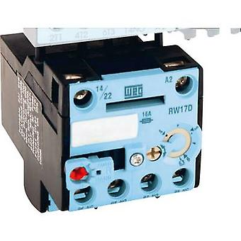 Overload relay 1 breaker, 1 maker 1 pc(s) WEG RW17-1D3-D125