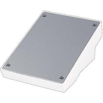 Placa frontal (L x W x H) 176 x 259,4 x 2 mm aluminio aluminio OKW DATEC B4126106 1 PC