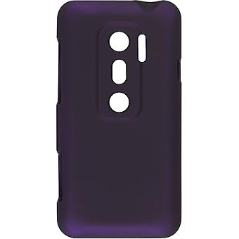5 Pack -Wireless Solutions Color Click Case for HTC EVO 3D - Eggplant.