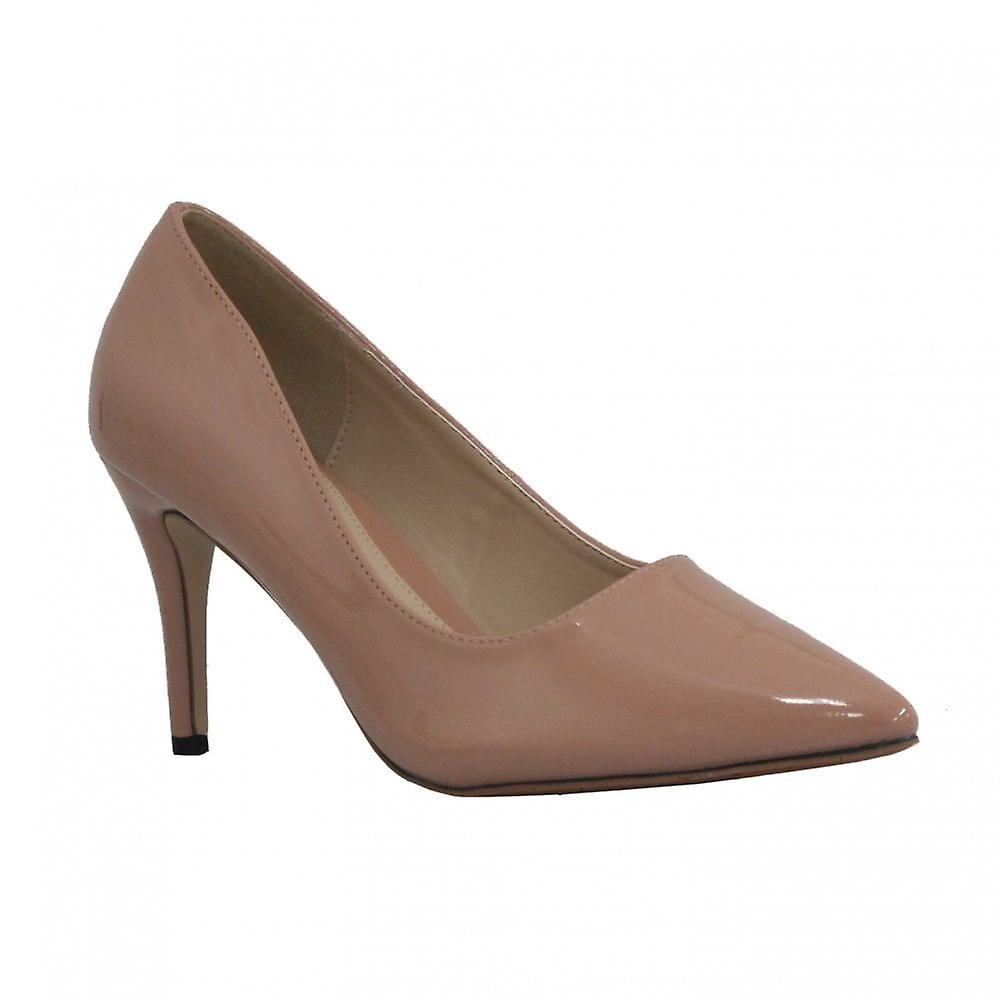 Millie & Co Womens Court Shoe Cameron Nude Nude Cameron 4d9838