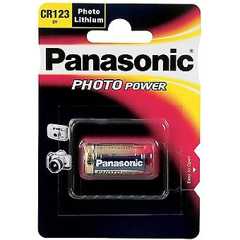 Panasonic CR123 Camera Battery 3V