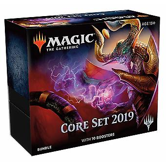 Magic The Gathering CORE SET 2019 BUNDLE PACK card game