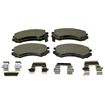 Monroe CX507 Ceramic Premium Brake Pad Set