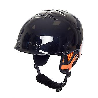 Quiksilver Ketchup Red 2018 Fusion Snowboard Helmet