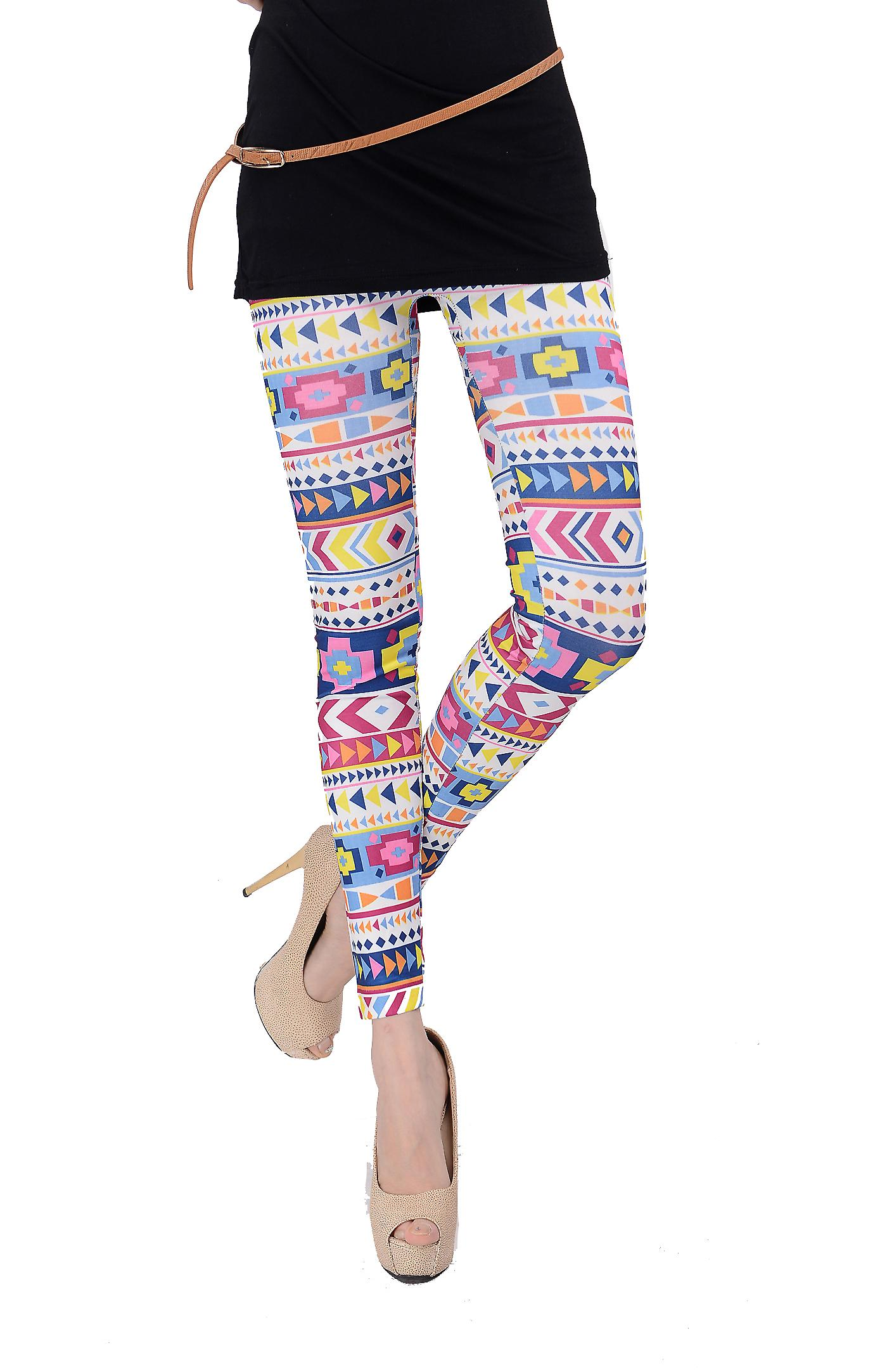 Waooh - Fashion - Legging with symbols