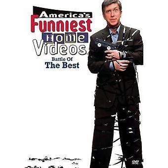 Vídeos mais engraçados da América: batalha da melhor importação EUA [DVD]