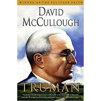 Truman by David McCullough - 9780671869205 Book
