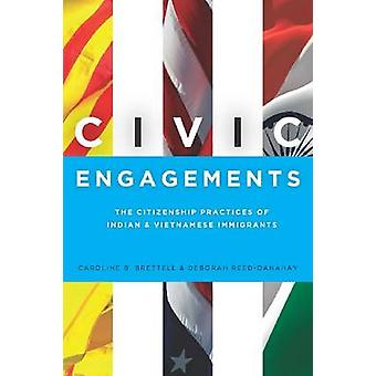 Civic Engagements - The Citizenship Practices of Indian and Vietnamese