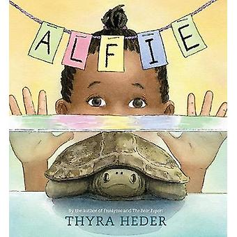 Alfie - (The Turtle That Disappeared) by Thyra Heder - 9781419725296 B