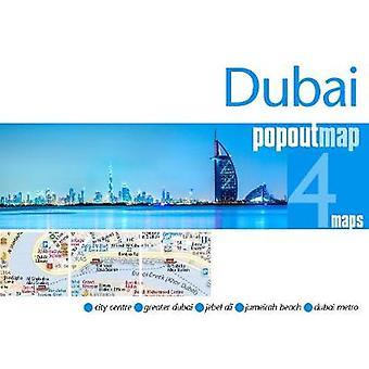 Dubai PopOut Map by Dubai PopOut Map - 9781910218648 Book