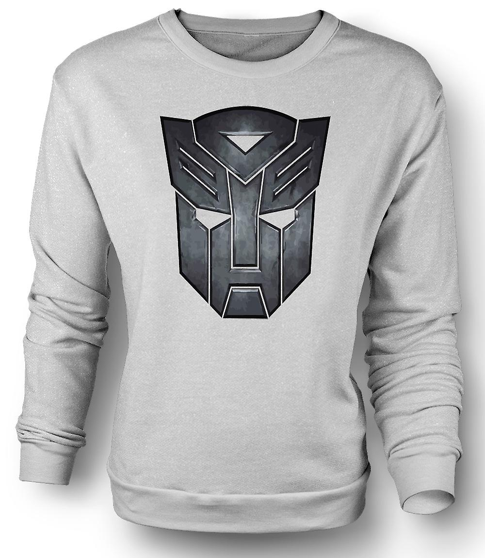 Transformers Autobot Mens Sweatshirt
