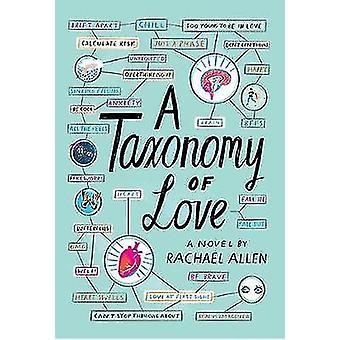 Eine Taxonomie der Liebe von Rachael Allen - 9781419725418 Buch