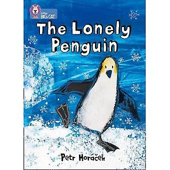 Collins Big Cat - de eenzame Penguin: Band 04/blauw