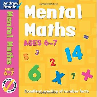 Mental Maths for Ages 6-7 (Mental Maths)