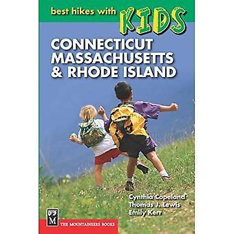 Bästa vandringar med barn: Connecticut, Massachusetts & Rhode Island