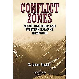 Conflictgebieden: De noordelijke Kaukasus en de landen van de westelijke Balkan vergeleken