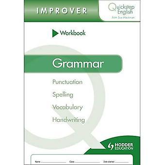 Quickstep englische Arbeitsmappe Grammatik-Verbesserer Bühne (Packung mit 10)