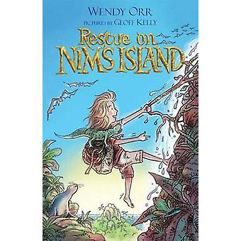 Rescue on Nim's Island by Wendy Orr - 9781743366752 Book