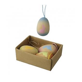 Heaven Sends 4 Easter Tree Bunny Hangers