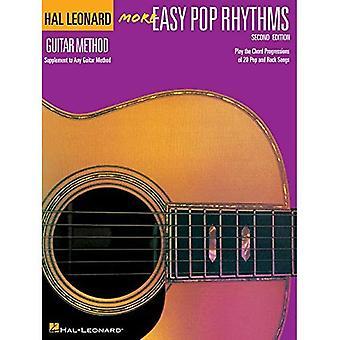 Hal Leonard Guitar Method: Helpommin Pop lastattu - toinen painos