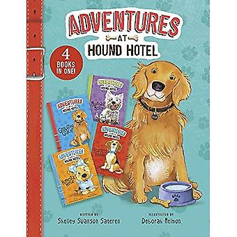 Adventures at Hound Hotel Collection (Adventures at Hound Hotel)