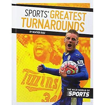 Sports största Turnarounds (vilda värld av sport)