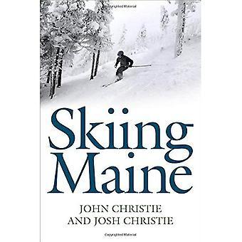 Skiing Maine