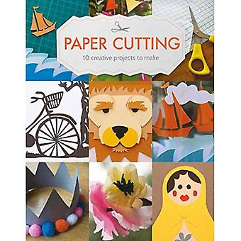 Paper Cutting: 10 Creative Projects to Make