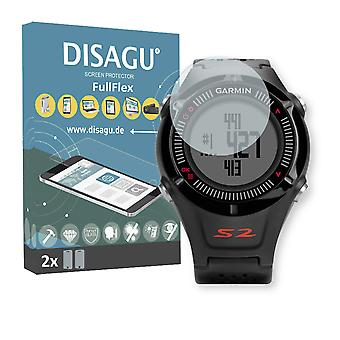 Garmin approach S2 display protector - DISAGU FullFlex protector