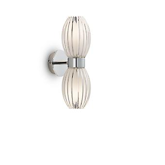 Herstal - Tentacle Wall Light Duo Clear Finish 3982142124