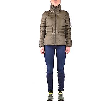 Peuterey Green Polyester Down Jacket
