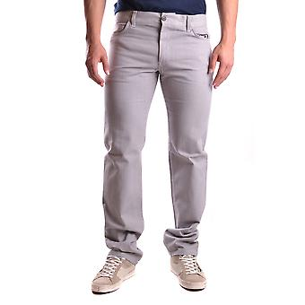 Marc Jacobs Grey Cotton Jeans
