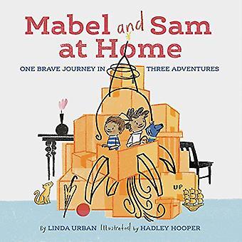 Mabel et Sam à la maison par Linda urbaine - livre 9781452139968
