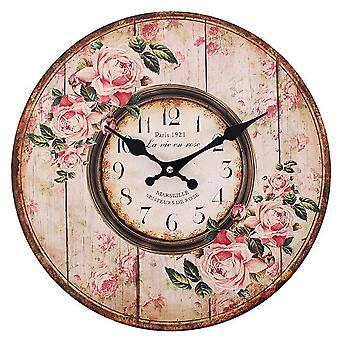 Iets anders 34cm Floral Clock