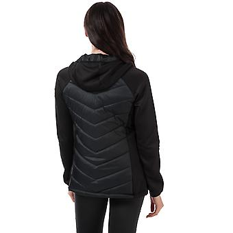 Womens Slazenger Motion Jacket In Black Marl