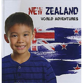 New Zealand by Harriet Brundle - 9781786371393 Book