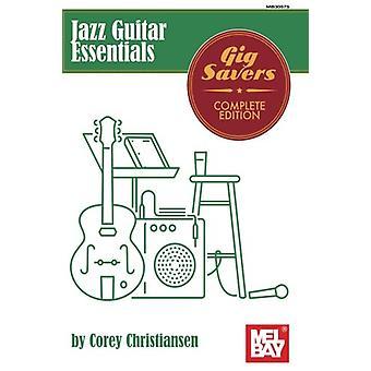 Jazz Guitar Essentials by Corey Christiansen - 9780786697021 Book