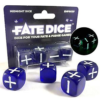 Fate Dice  Midnight Dice