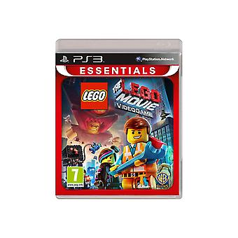 LEGO Movie Videogame Essentials - Playstation 3