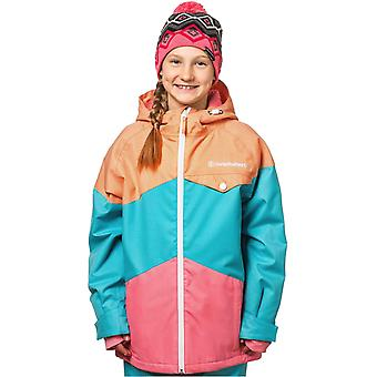 Horsefeathers Heather Peach Adrien Girls Snowboarding Jacket