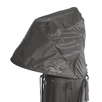 Rain Wedge vandtæt trolley Golf taske regn Cover hætte