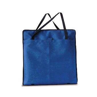 """OLPRO TV Storage Bag Blue Padded for 15"""" and 16"""" Flat Screen TVs Soft Interior"""
