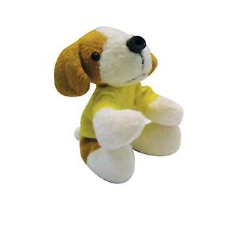 Mediacom friendcam 501 lindo perrito con felpa usb web cam integrado