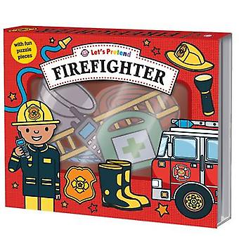 Firefighter by Roger Priddy - 9781783412389 Book