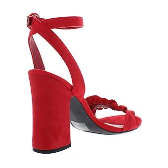 Indigo Rd. Womens sandie 2 Open Toe Ankle Wrap Classic Pumps
