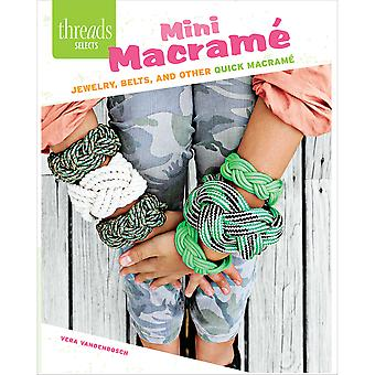 Taunton Press-Mini Macrame TA-78049