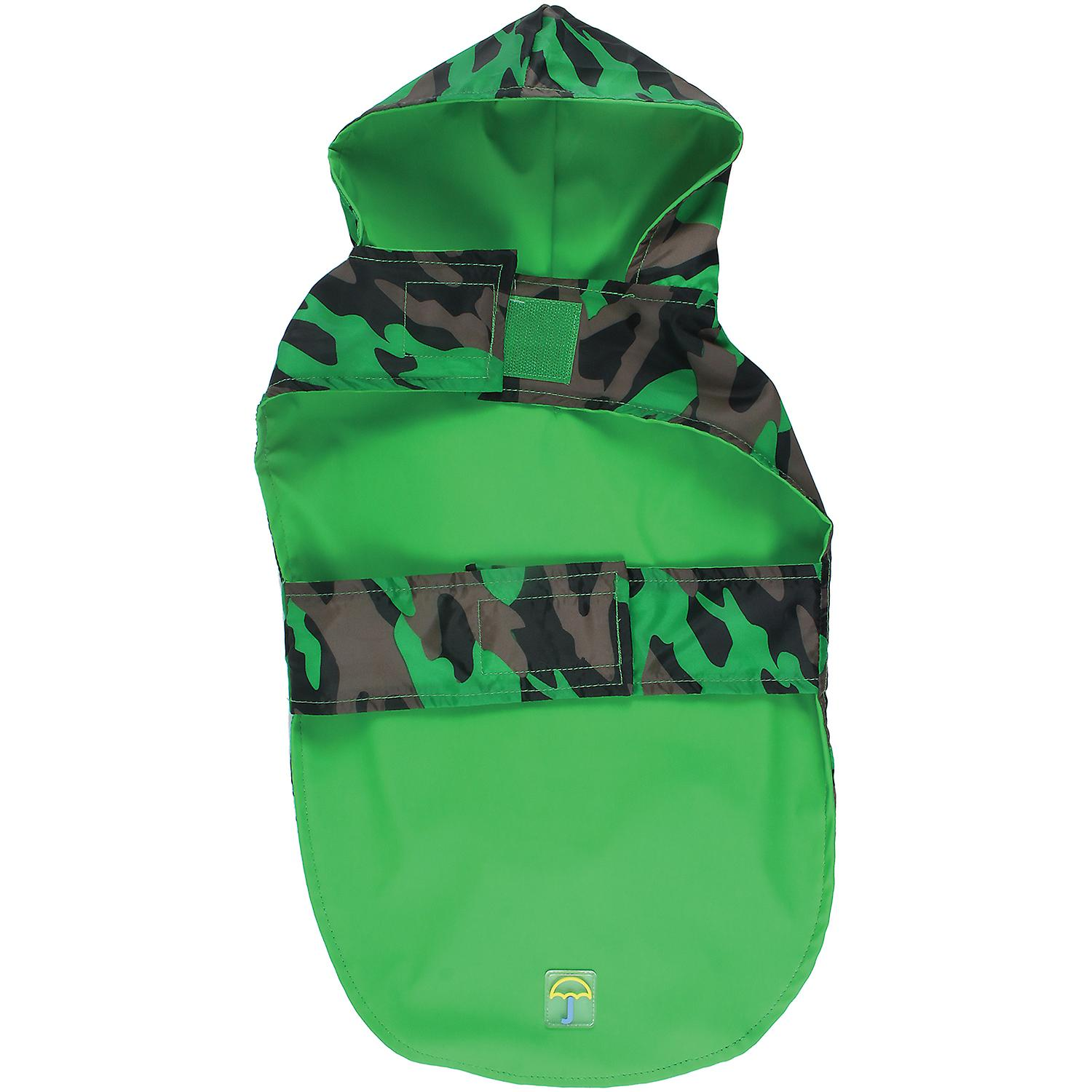 Jelly Wellies Camouflage Raincoat Extra Small 11
